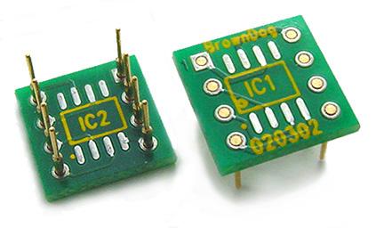 Un DAC per il T-AMP (DAC LAMPUCERA) 02030210