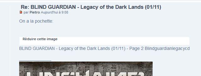 BLIND GUARDIAN - Legacy of the Dark Lands (01/11) - Page 2 Captur19