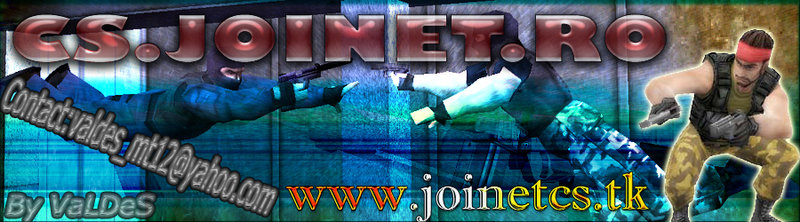 .: JoiNeT Community Counter-Strike :.