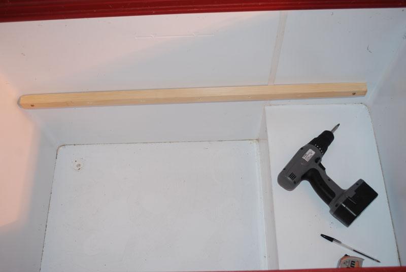 Construction d'un lit doubiste pour semis 2011  11711