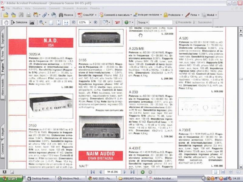NAD 3020 Screen10