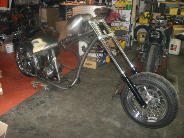 Ma nouvelle moto:HARLEY DAVIDSON - Page 4 Dscf1612