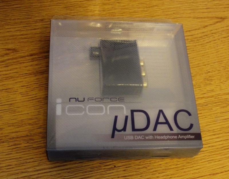 NuForce Icon uDAC 41907610