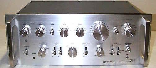 Pioneer SA-9800 Spec-110