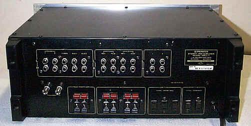 Pioneer SA-9800 Spec-111