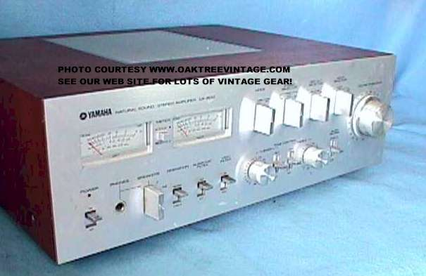 Pioneer SA-9800 Yamaha10