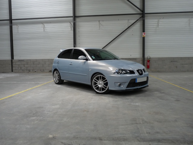 [SEAT IBIZA 6L][73] Ibiza Cupra réplica - ma fifille a moi P1040511