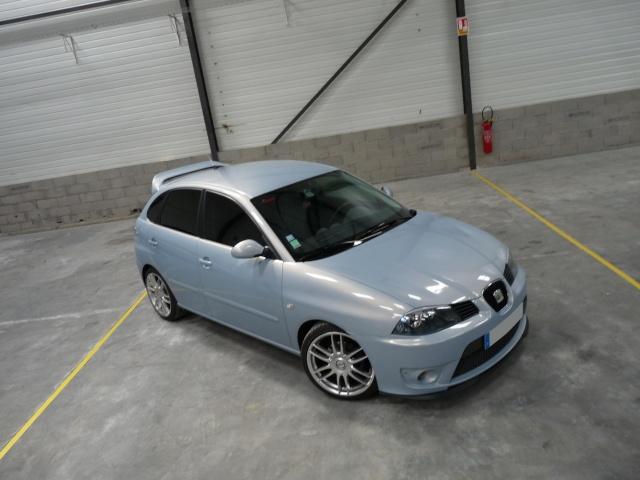 [SEAT IBIZA 6L][73] Ibiza Cupra réplica - ma fifille a moi P1040513