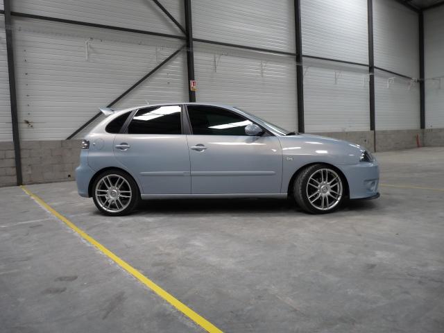 [SEAT IBIZA 6L][73] Ibiza Cupra réplica - ma fifille a moi P1040514