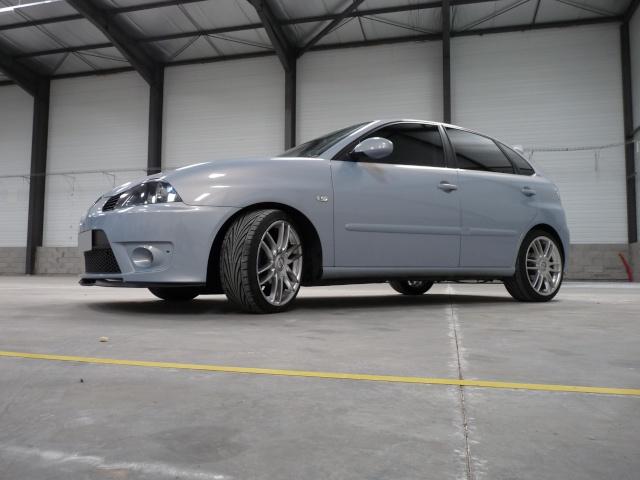 [SEAT IBIZA 6L][73] Ibiza Cupra réplica - ma fifille a moi P1040518