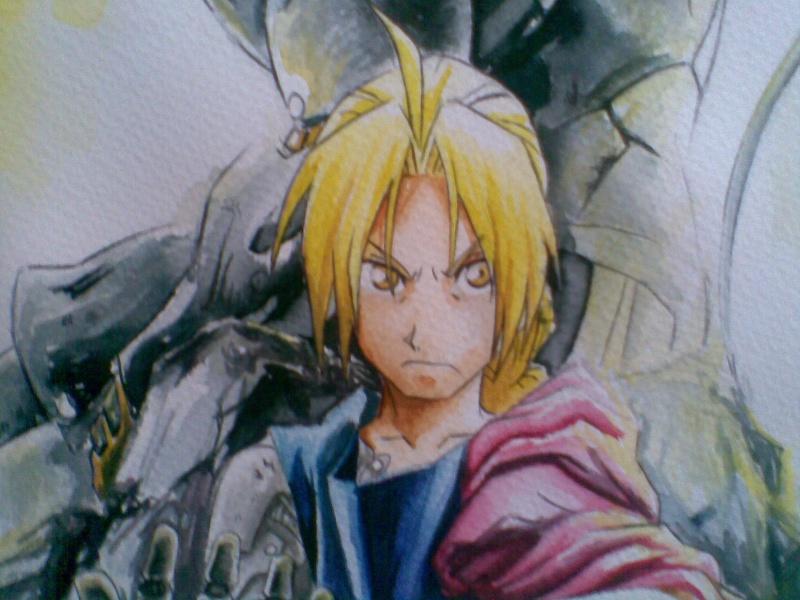 se hacen dibujos anime por encargo Imagen11