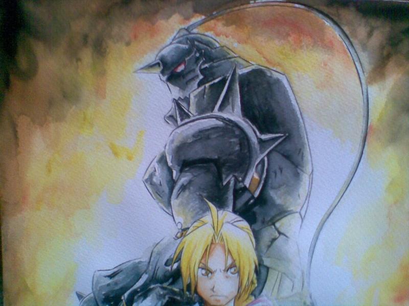 se hacen dibujos anime por encargo Imagen12