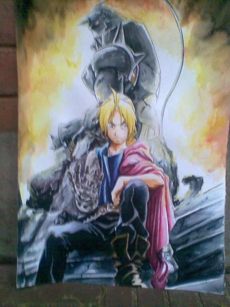 se hacen dibujos anime por encargo Imagen13