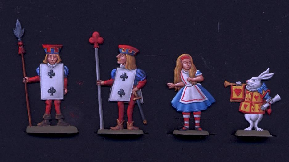 Alice in wonderland Alice012