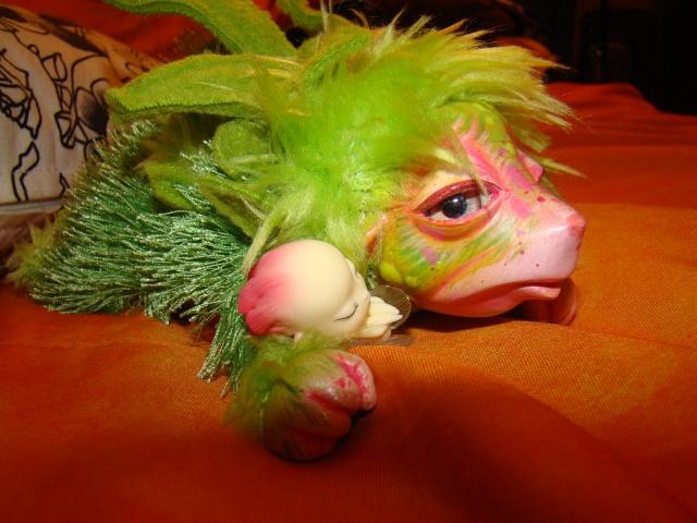 Art dolls & Custom Toys (Lilico, Oso Polar, etc) Dsc03215