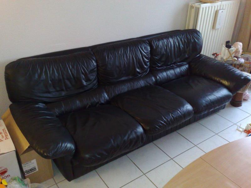 Canapé et table de salon Photo510