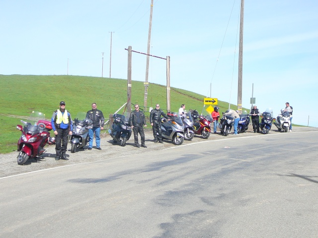March 27th BAMR Group ride P1050313