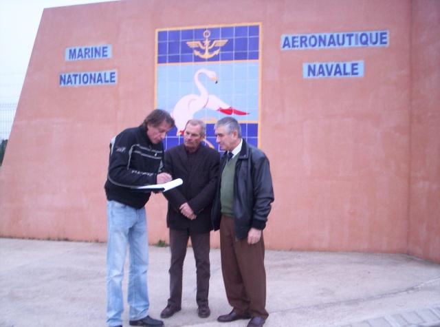[Associations anciens marins] C.H.A.N.-Nîmes (Conservatoire Historique de l'Aéronavale-Nîmes) 100_7823
