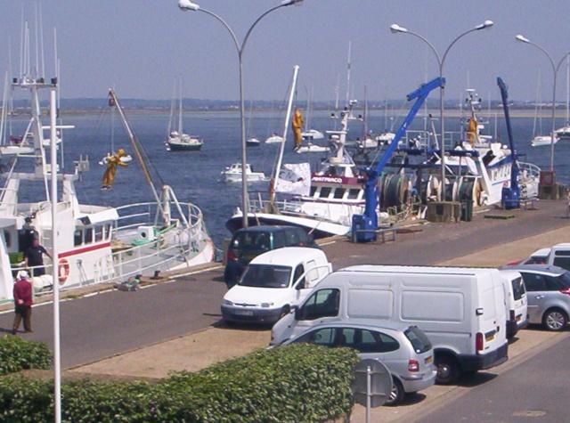 [Activité hors Marine des ports] LE CROISIC Port, Traict, Côte Sauvage... 88_le_10