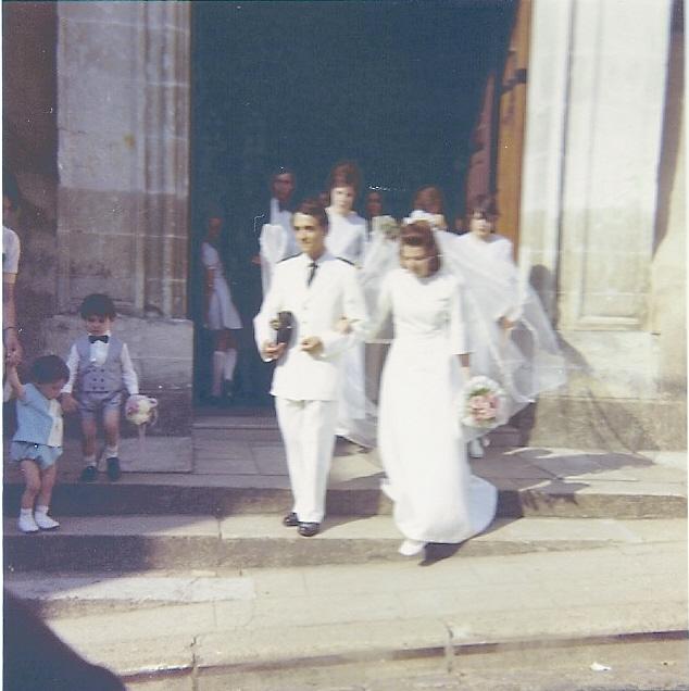 [Les traditions dans la Marine] Mariage en tenue Numar111