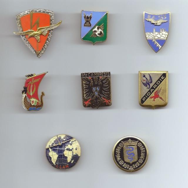 Les Insignes de l' Armée de l'Air Numari48