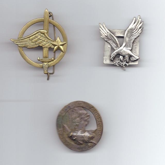 Les Insignes de l' Armée de l'Air Numari50