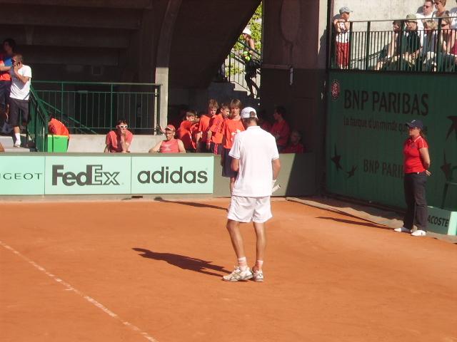 Roland Garros 2010 Imgp4010