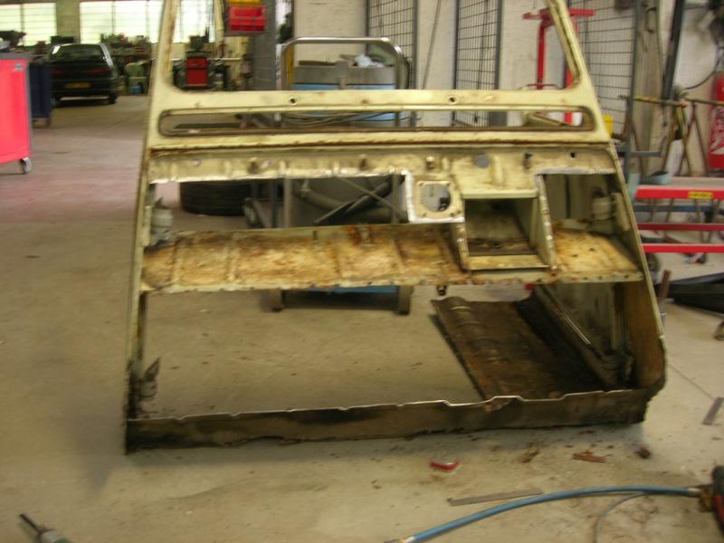2cv pick up roadster    la fin ...... [des news.... ] Dscn4916