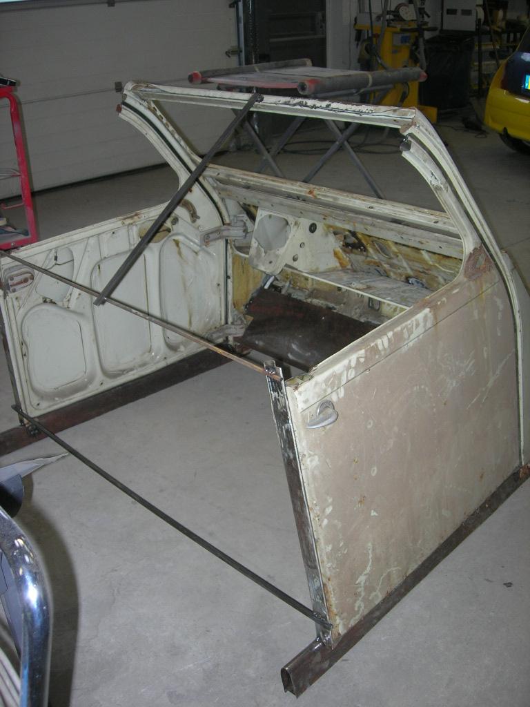 2cv pick up roadster    la fin ...... [des news.... ] Dscn5011