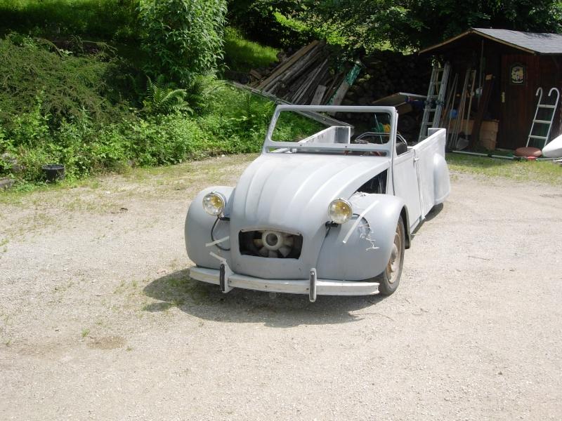 2cv pick up roadster    la fin ...... [des news.... ] - Page 4 Dscn5133
