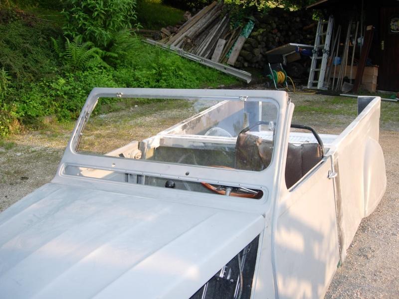 2cv pick up roadster    la fin ...... [des news.... ] - Page 4 Dscn5137