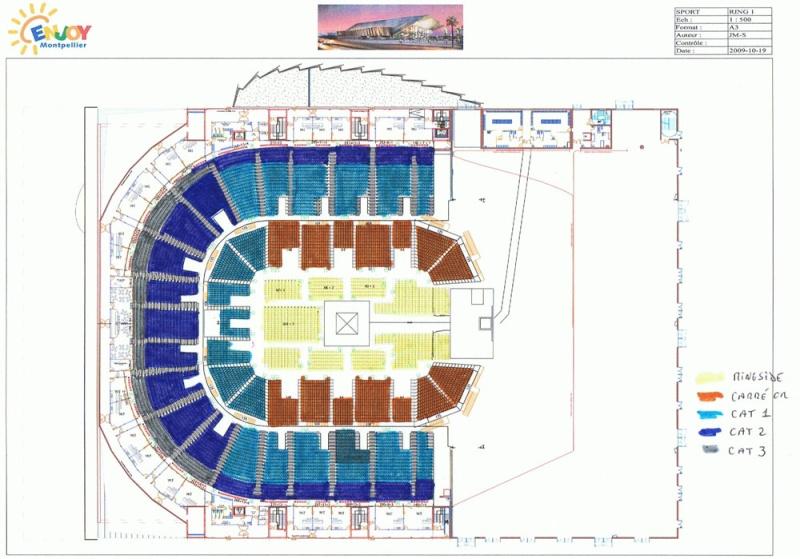 WWE RAW Montpellier 04/11/10 Plan_m10