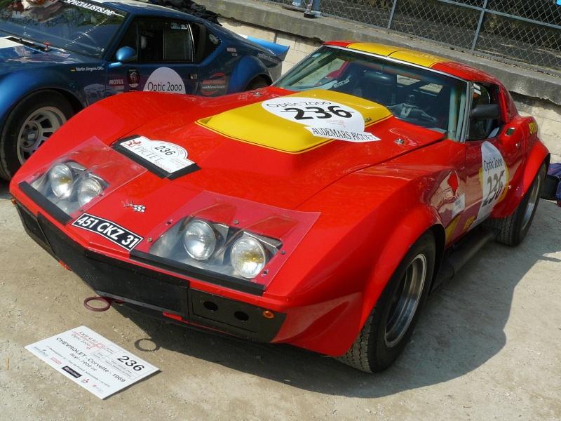 CORVETTE C3 AU TOUR AUTO P1070811