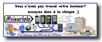 Applications pour le HTC HD mini Loloba12