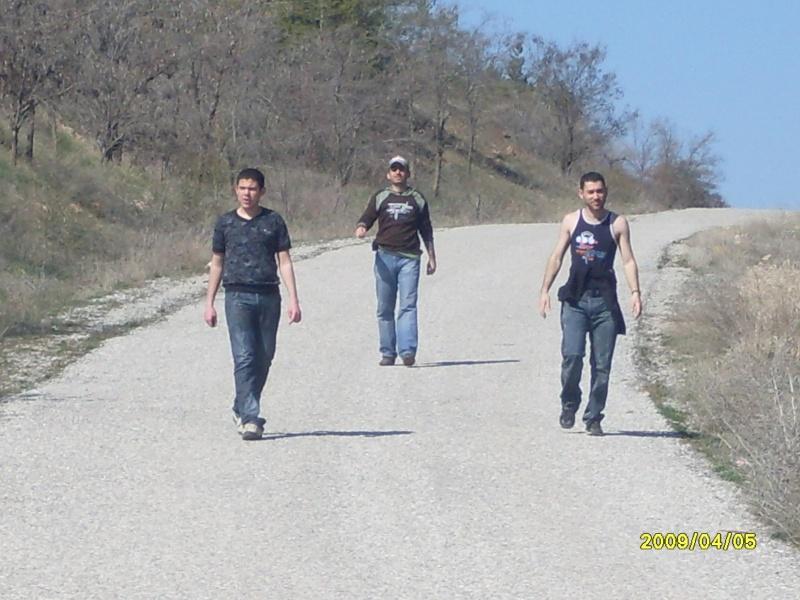 سفره شباب القوش في تركيا(صور) Sdc10810