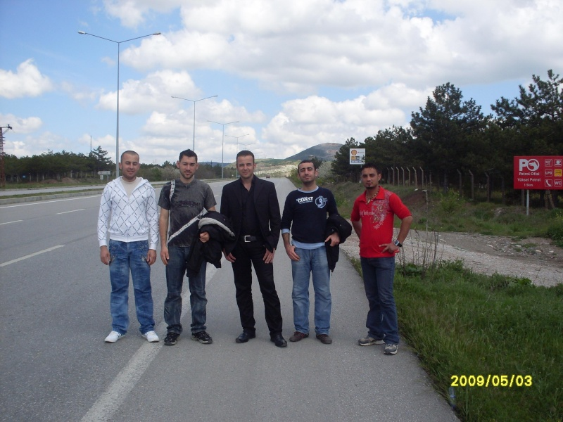 سفره شباب القوش في تركيا(صور) Sdc11210