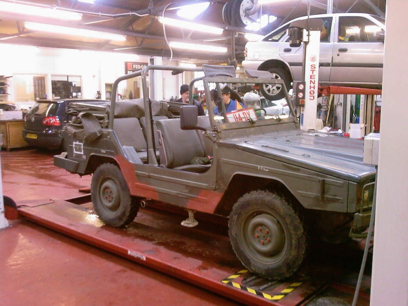 V.W. ILTIS 4X4 IN FOR MOT THE OTHER DAY Photo-16