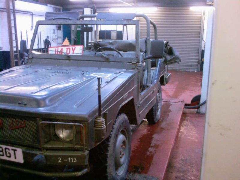 V.W. ILTIS 4X4 IN FOR MOT THE OTHER DAY Photo-18