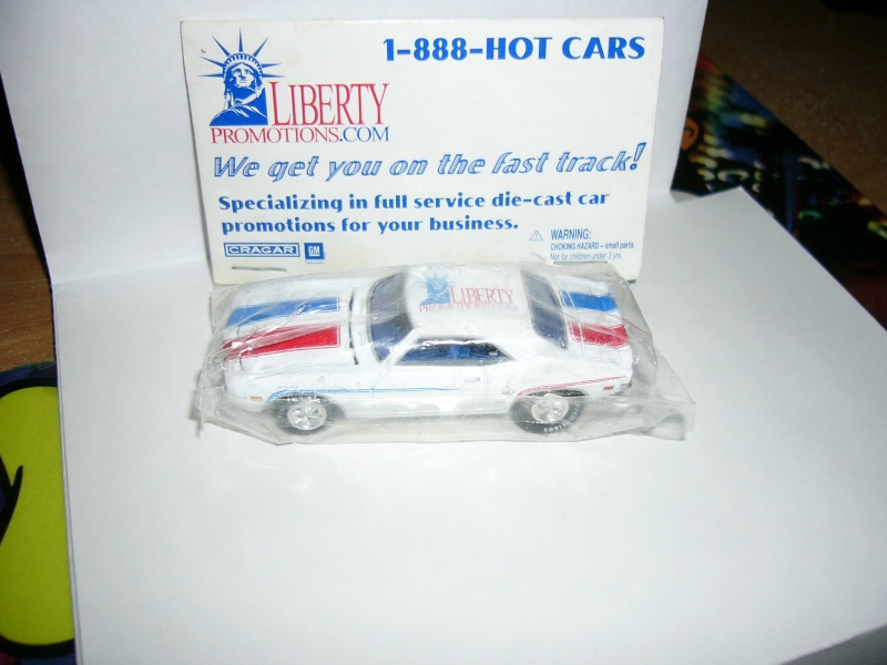camaro 67 spécial édition johnny lightning liberty promotion P1070312