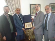 الكتلة البرلمانية في ضيافة سفير تركيا بالجزائر Turki10