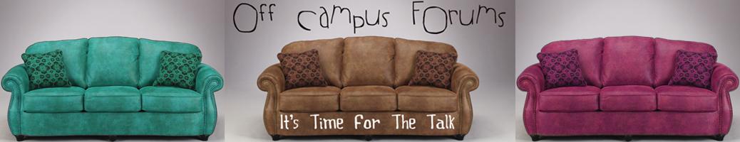 Off Campus forums Log210