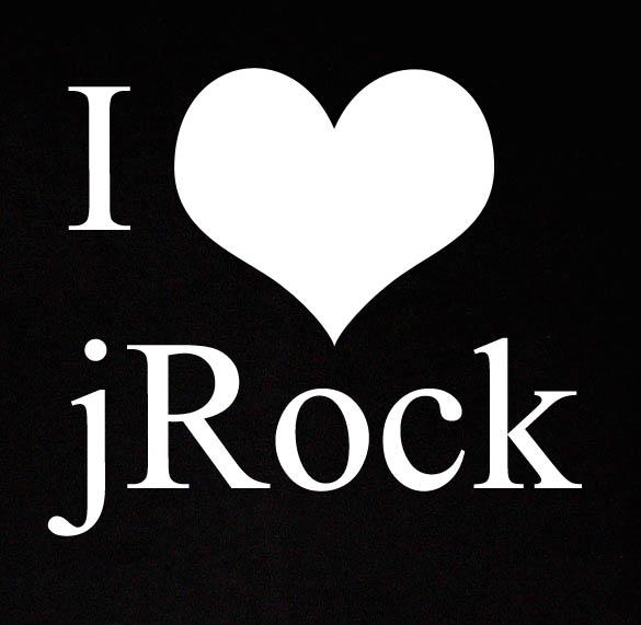 J-Rock is Rock Jap. J-rock10