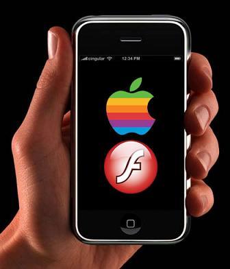 Apple et Adobe travaillent sur le Flash. Flash_11