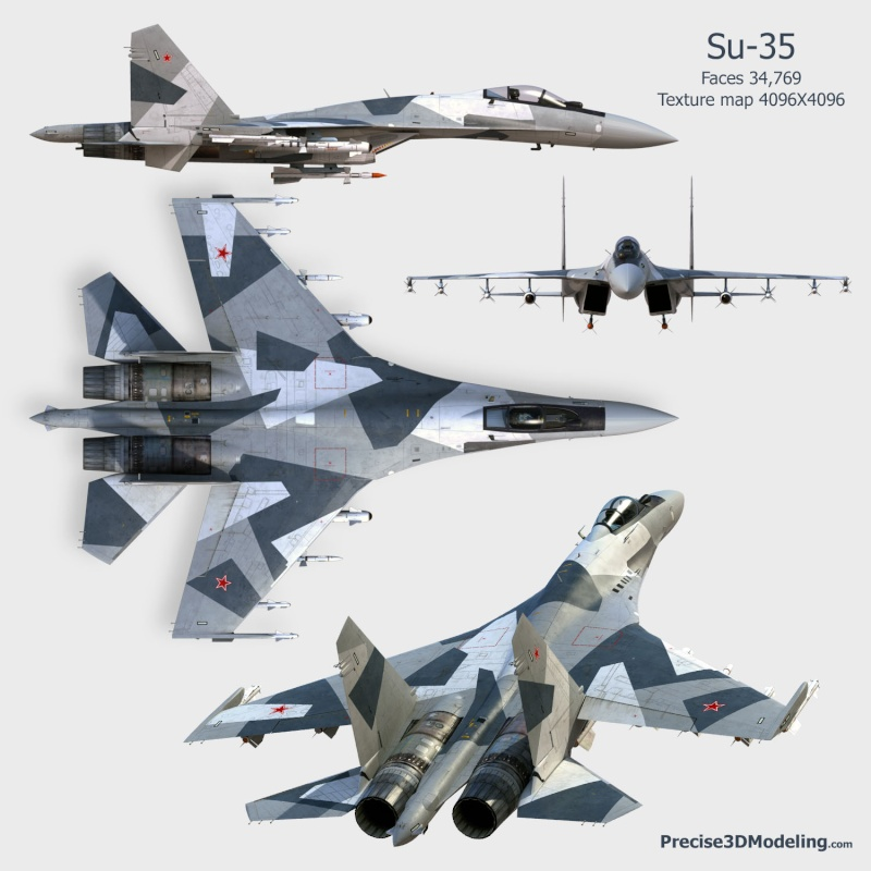 المقاتلة الروسية SU-35  المقاتلة التي لا تقهر Su35_l10