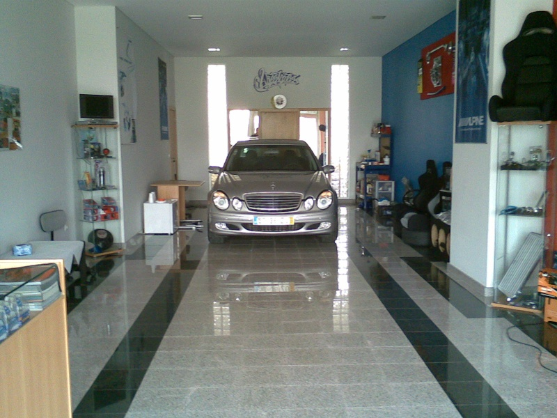 Mercedes Classe E CDI / Projecto 5.1 DTS, Dolby Pro-Logic II 19012011