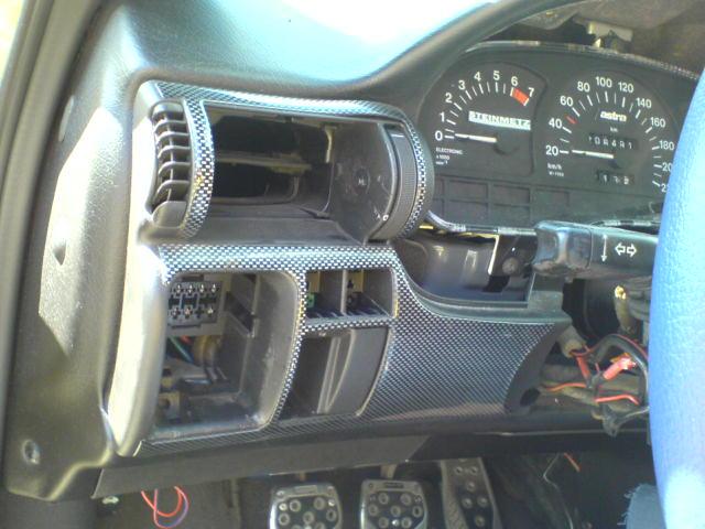 Der Astra im Umbau Dsc00129