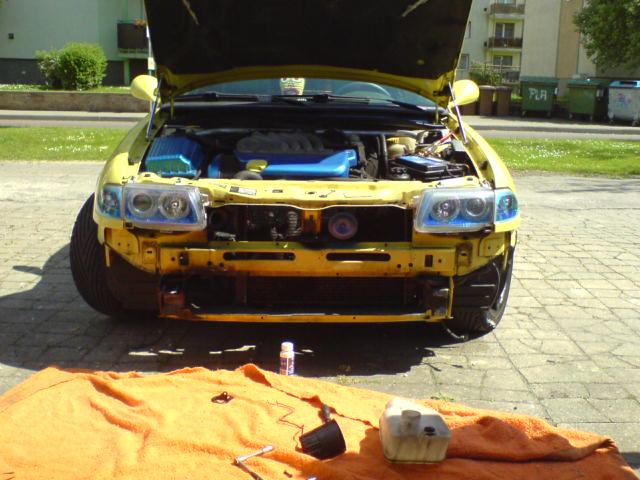 Der Astra im Umbau Dsc00130