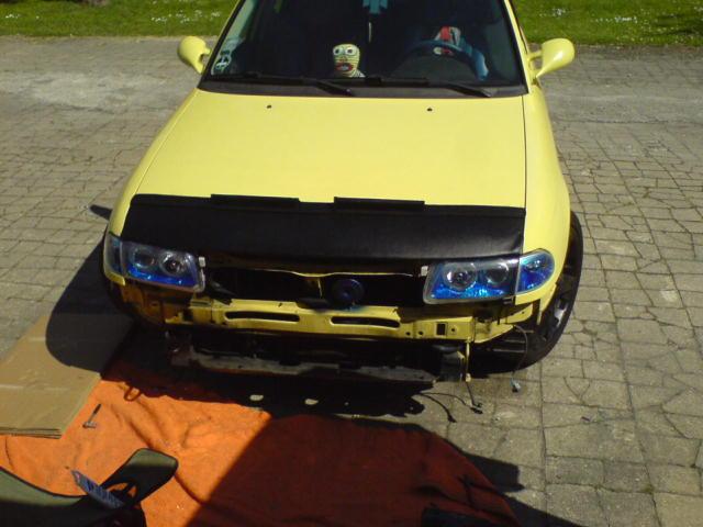 Der Astra im Umbau Dsc00131