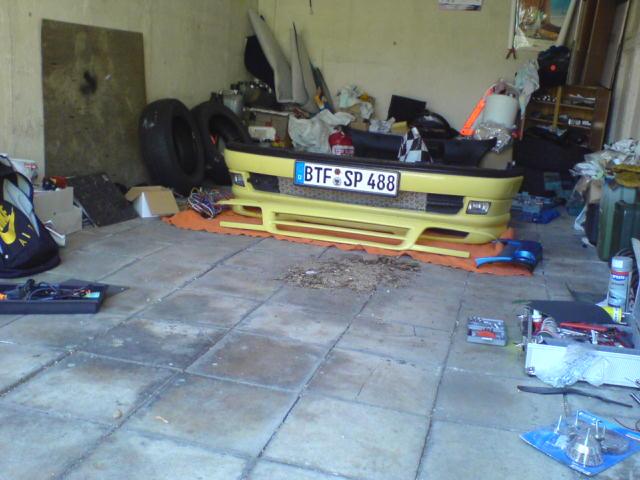 Der Astra im Umbau Dsc00132
