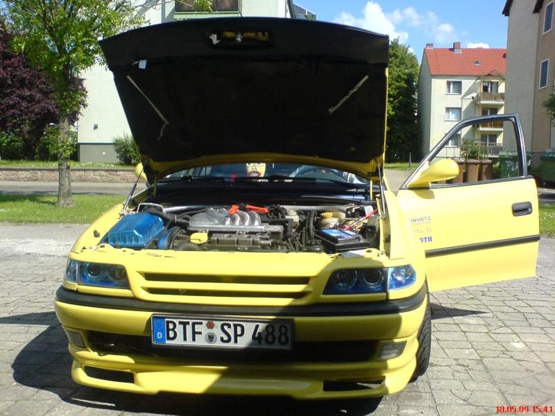 Der Astra im Umbau Dsc00218